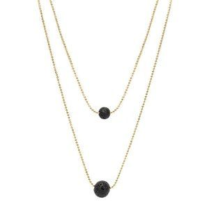 Vitality Pure Diffuser Double Chain Necklace